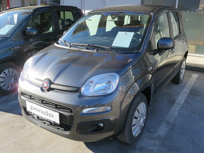 Fiat Panda 0,9 Twinair Turbo CNG 80 Lounge bei BM || Autoschober in