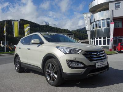 Hyundai Santa Fe 2,2 CRDi Style bei BM || Autoschober in