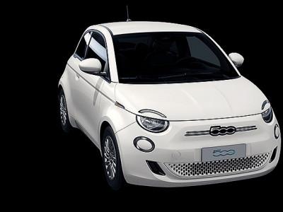 Fiat 500 Elektro Action 19.590.– für Privatkunden bei BM || Autoschober in