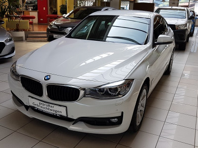 BMW 320d xDrive Gran Turismo Aut. bei BM || Autoschober in