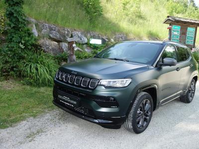Jeep Compass 1.6 Multijet 80th Anniversary FWD 6MT bei BM || Autoschober in