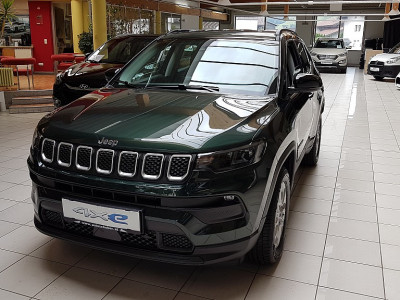 Jeep Compass 1.3 PHEV Longitude AT 4xe bei BM || Autoschober in